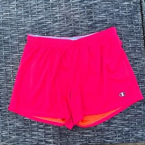 Champion Pink Athletic Shorts